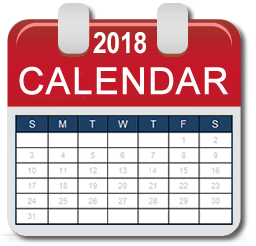 Approved 2018-2019 District Calendar